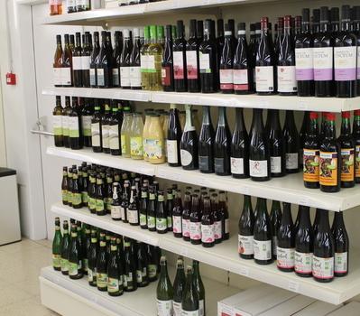 Rayon vin
