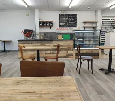 L'espace Coffee Shop